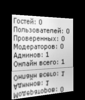 Смотреть изображение файла Кто online v. 1.0 для ucoz