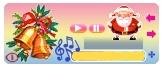 Смотреть изображение файла Новогодний mp3 плеер для сайта